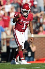 Oklahoma QB Kyler Murray accounted for 54 touchdowns in 2018.