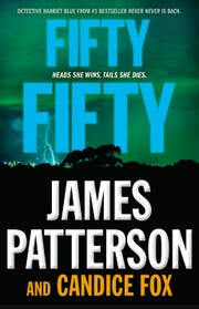 """Fifty Fifty"" by James Patterson and Candice Fox"