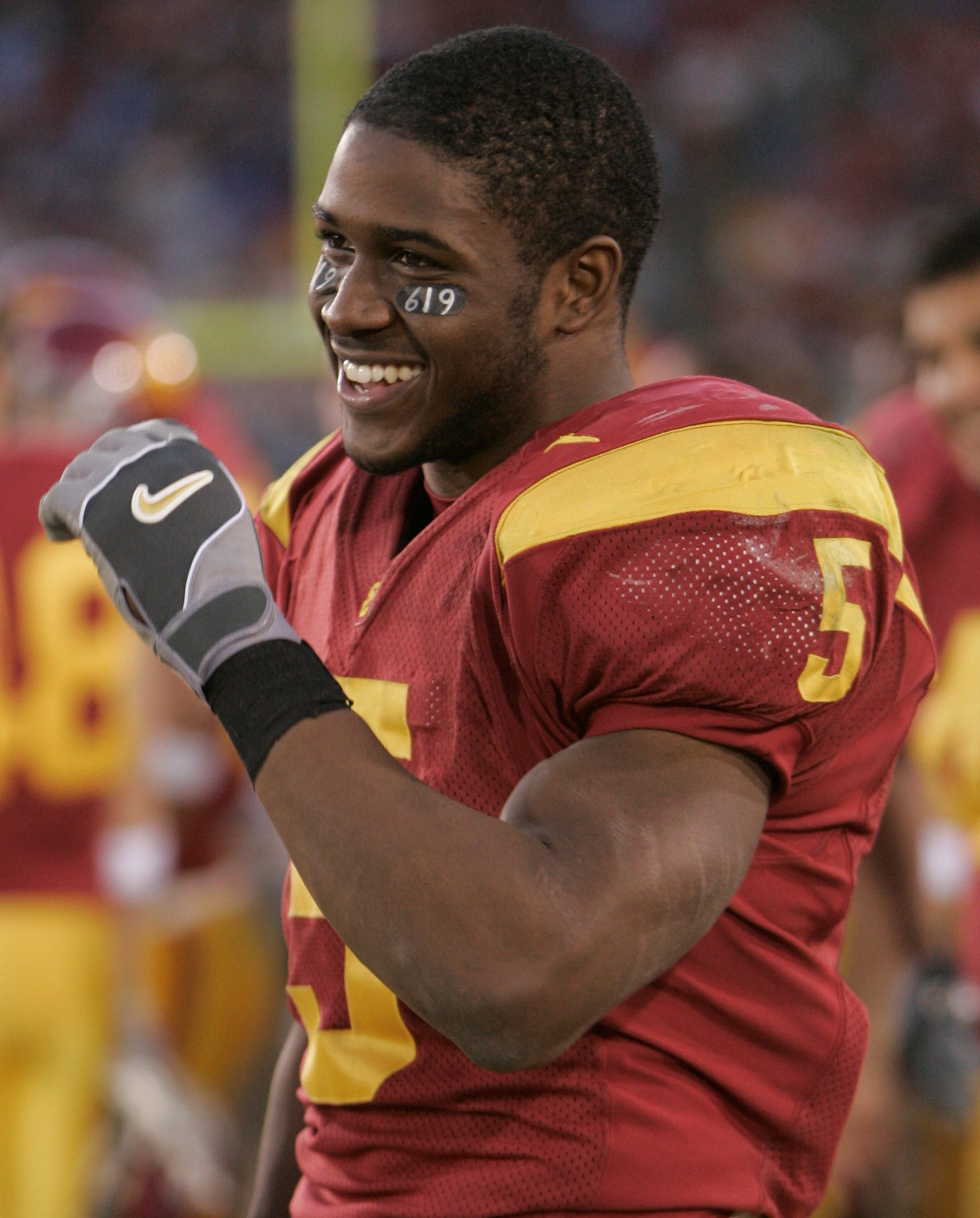 Reggie Bush after President Trump celebrates Clemson with fast food: 'Huge slap in the face'