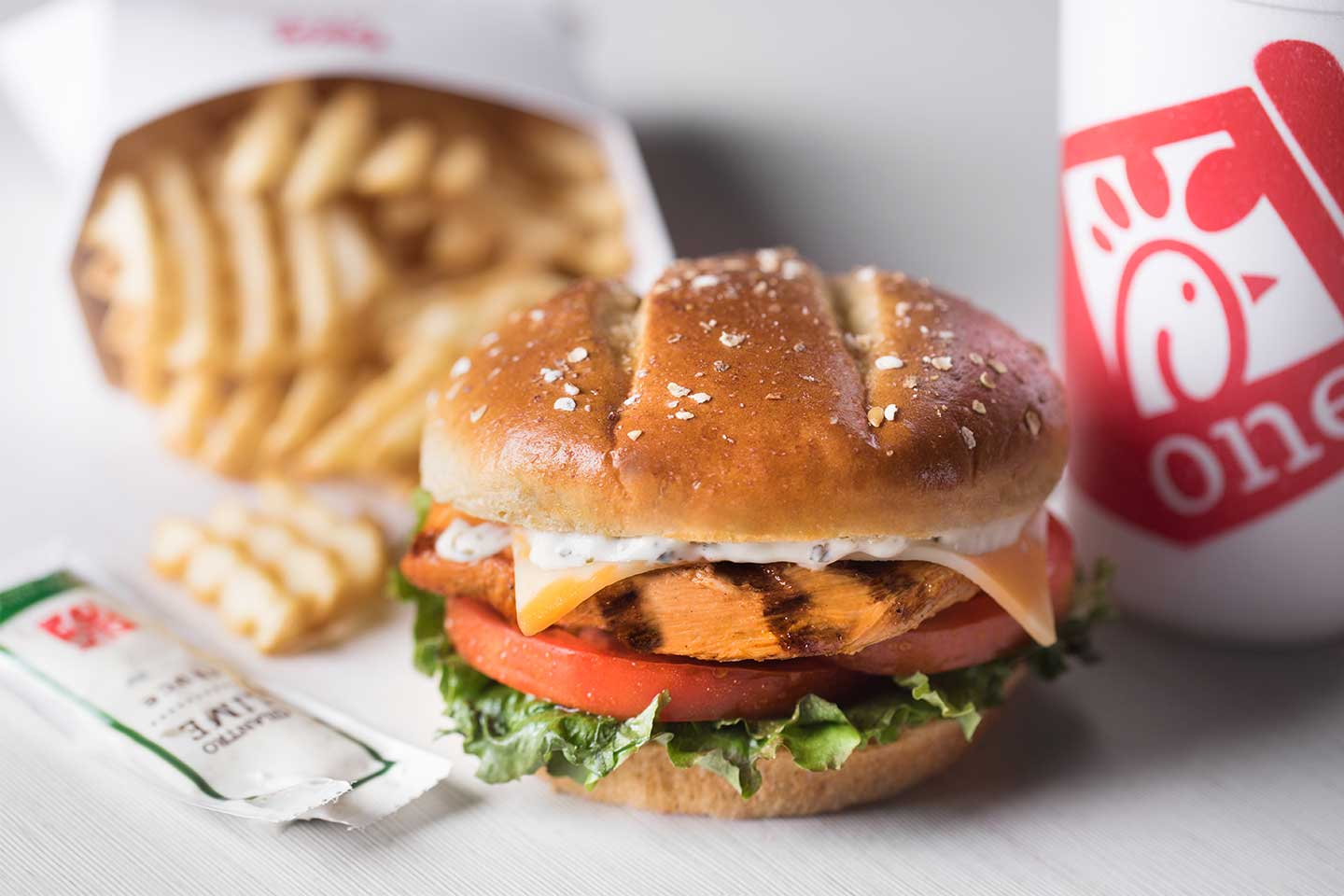 image relating to Chick Fil a Printable Menu named Adorable and spicy! Chick-fil-A tests refreshing menu products within