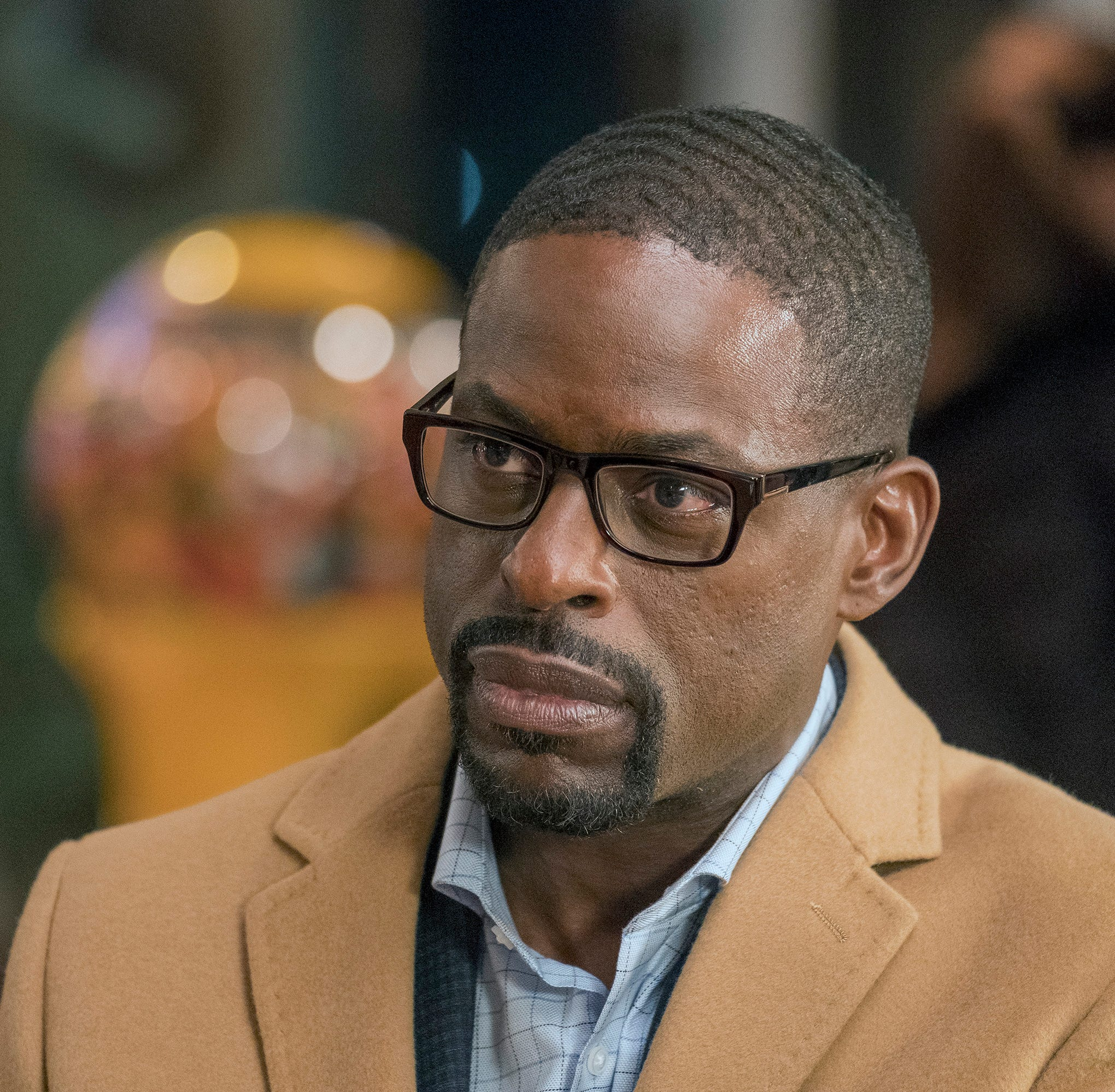 "Sterling K. Brown as Randall Pearson on ""This Is Us."""