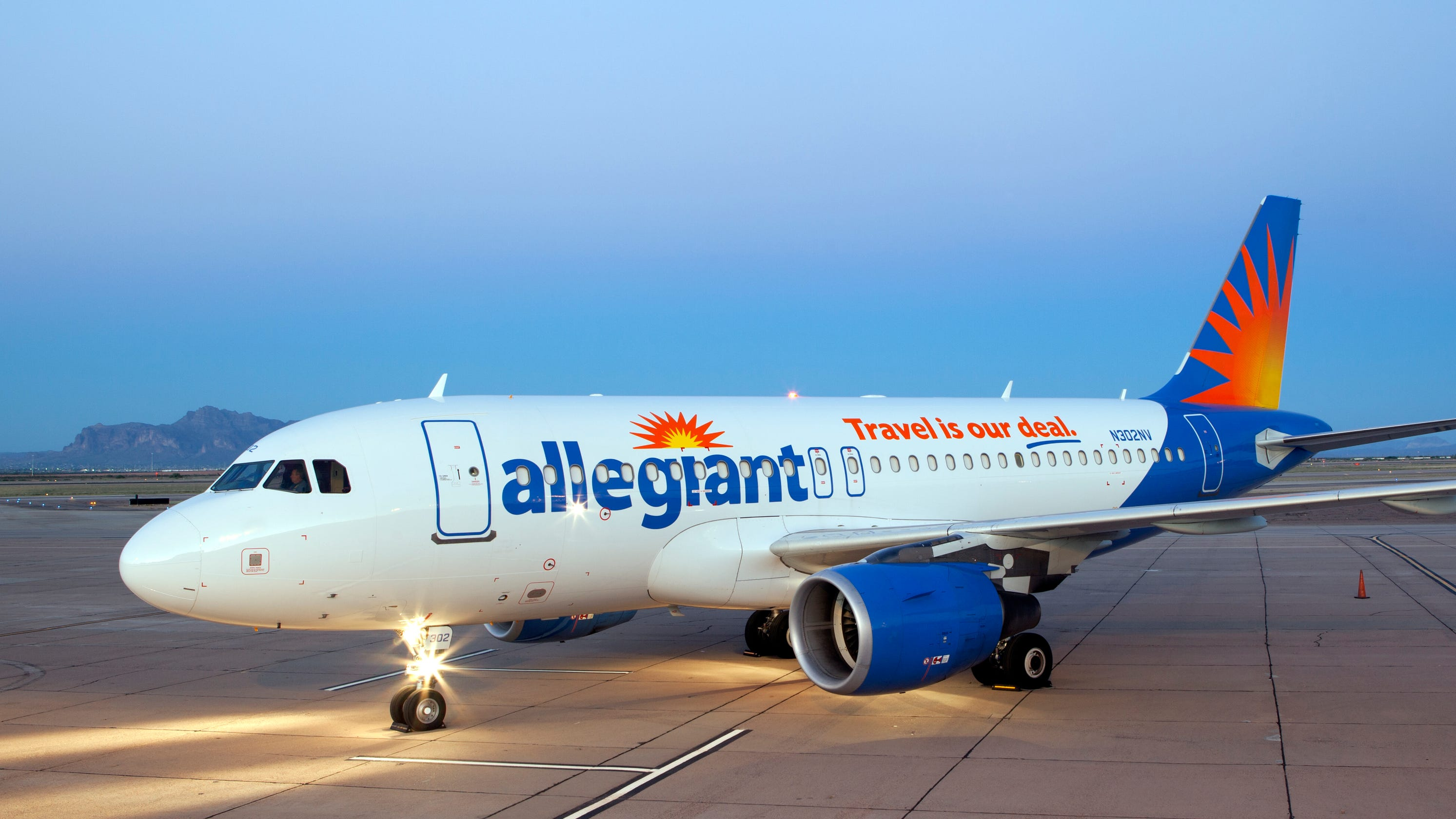 Allegiant Airs New Extra Legroom Seat Is In The Test Phase