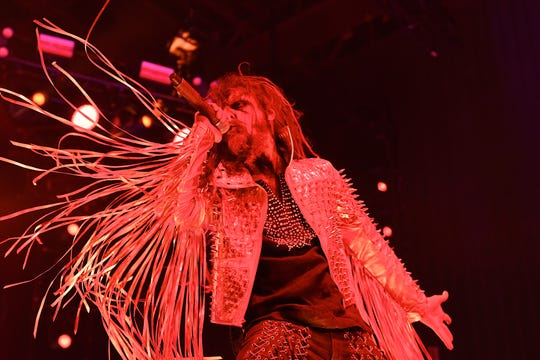 Rob Zombie will be one of the main attractions at Rock USA in Oshkosh this summer. He was on the bill last year but the Friday night set was rained out.