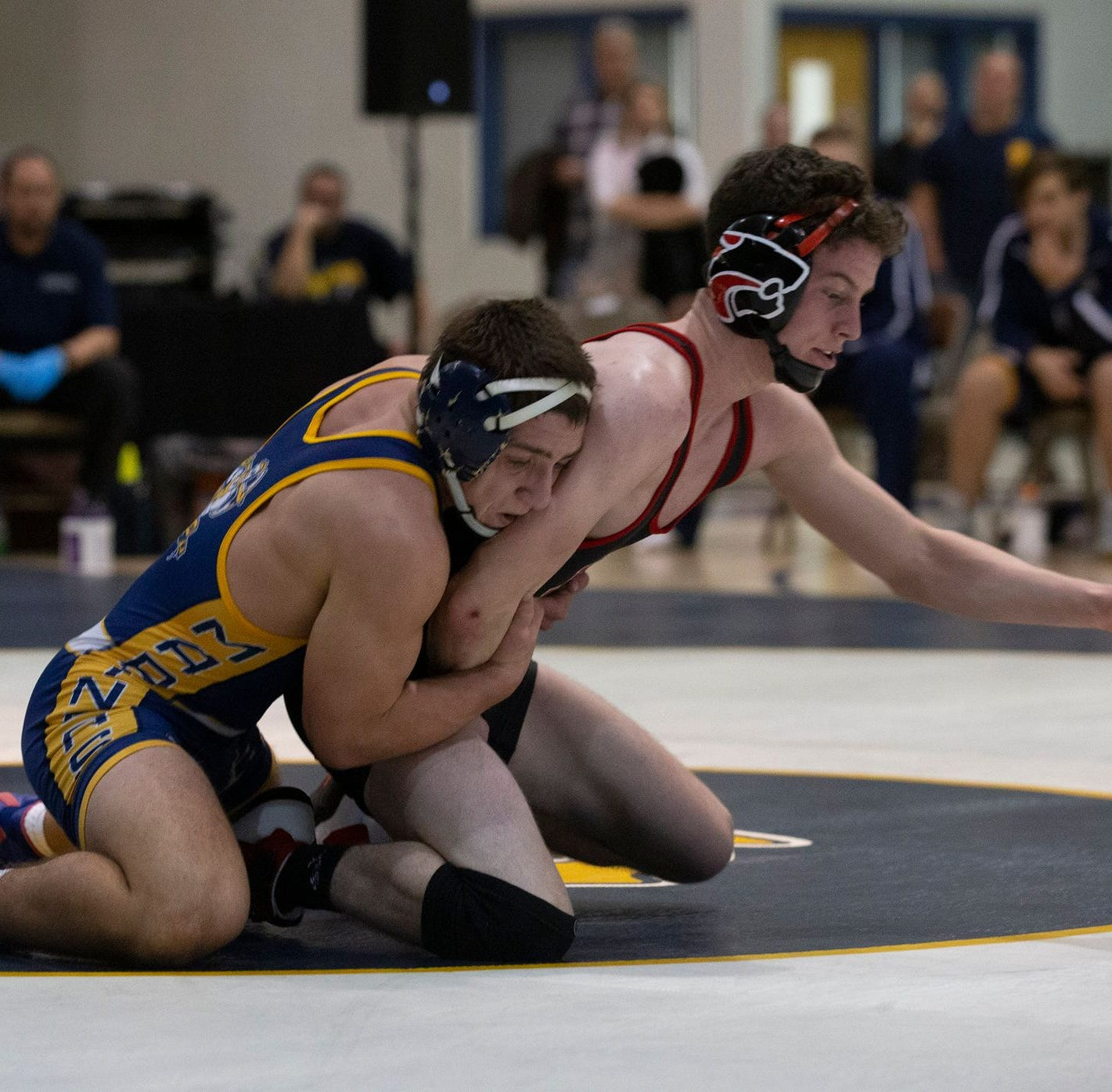NJ wrestling: Toms River North ends drought against Southern, closes in on title