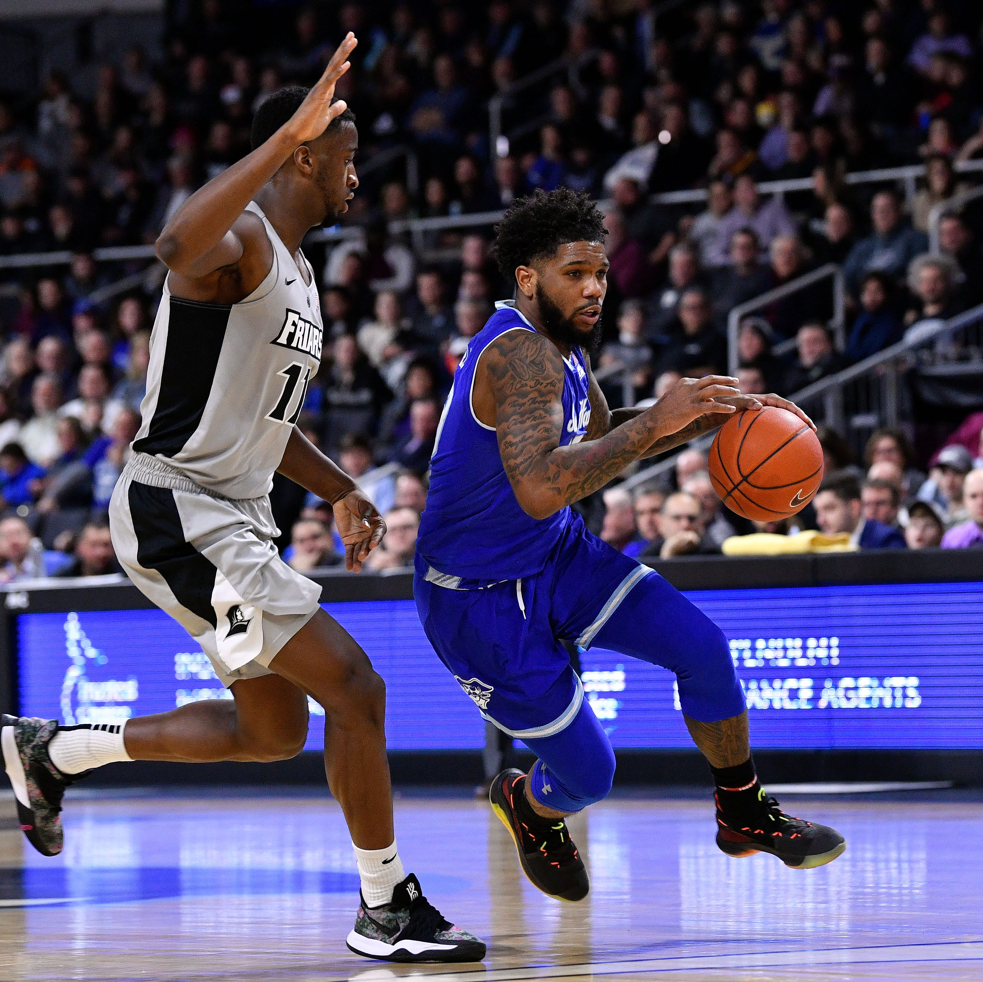Seton Hall basketball's offense implodes at Providence