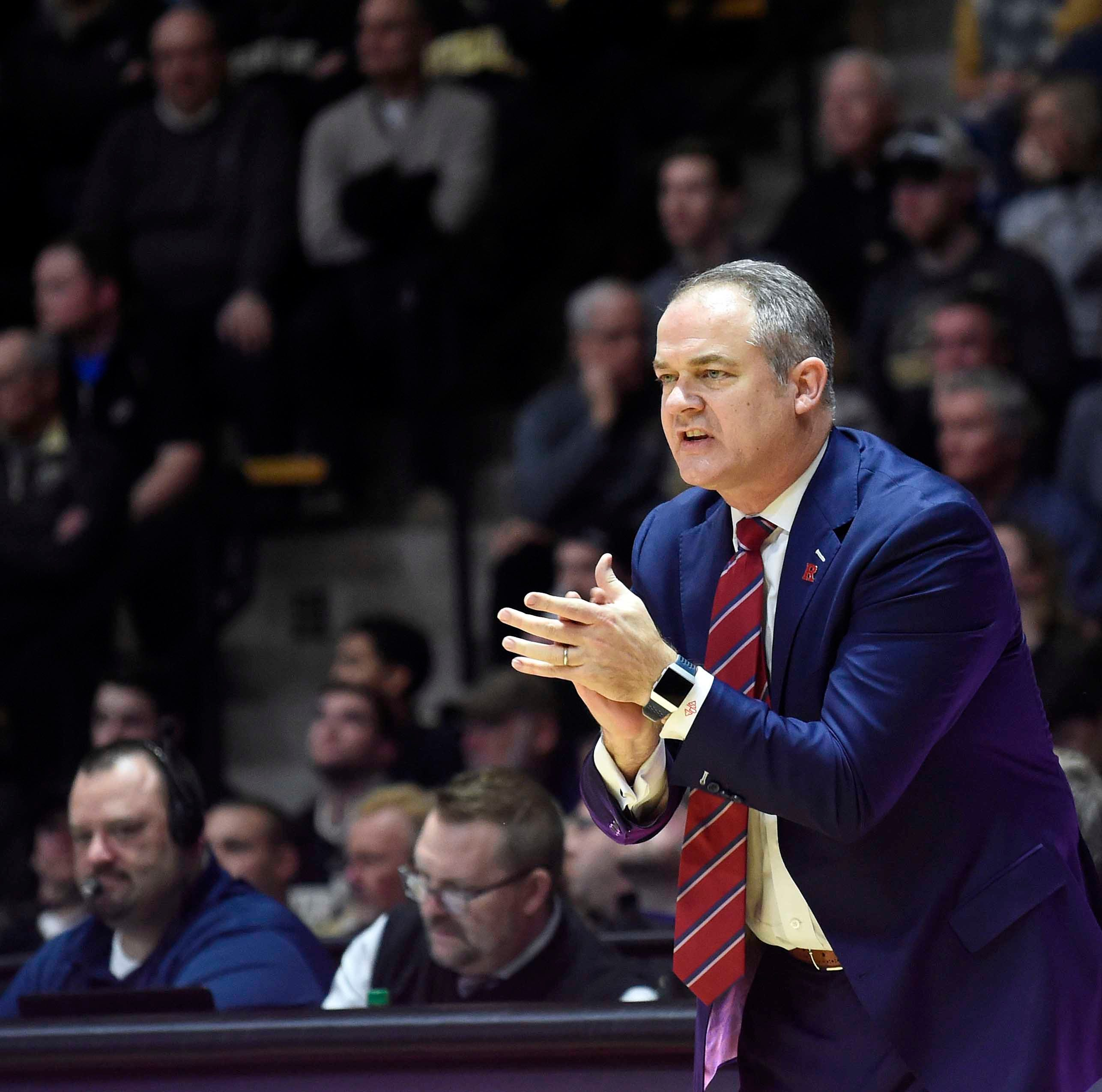 Rutgers basketball: 'I'm the right coach,' Pikiell says after rough road swing