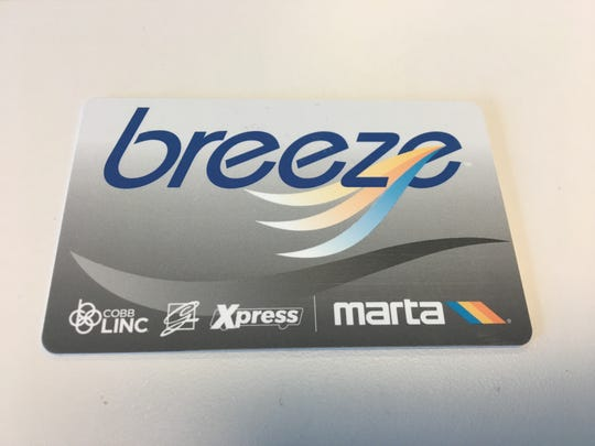 """According to Marta's website, """"the Breeze Card is a long-term use card; is durable; allows the loading of various and multiple fare products; can be registered for Balance Protection; is meant to be kept for future use and reloading. The cost of the Breeze Card is $2.00 in addition to the cost of a fare or pass."""""""