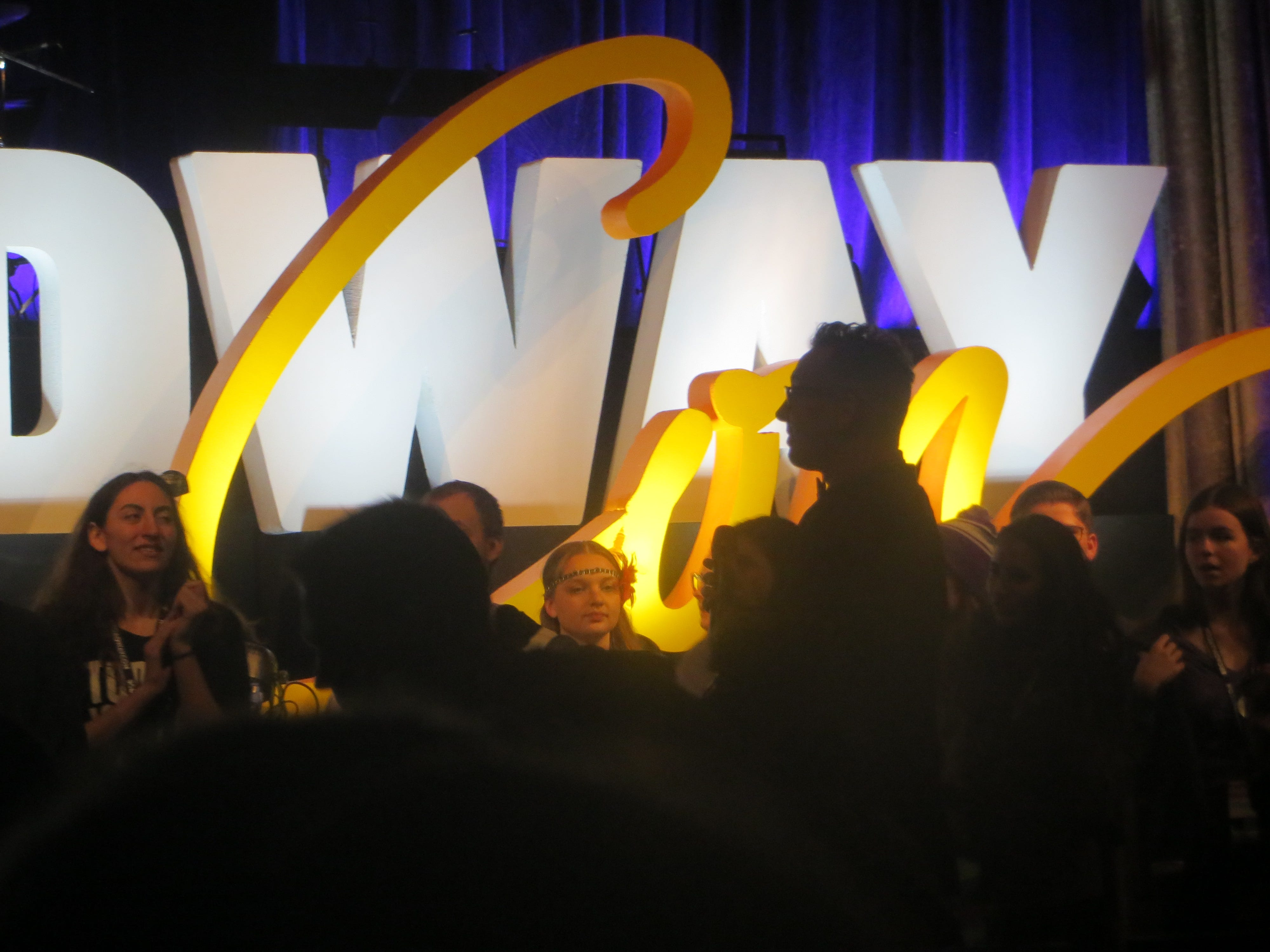 BroadwayCon 2019, held Jan. 11 to 13, 2019, at the New York Hilton Midtown in Manhattan.