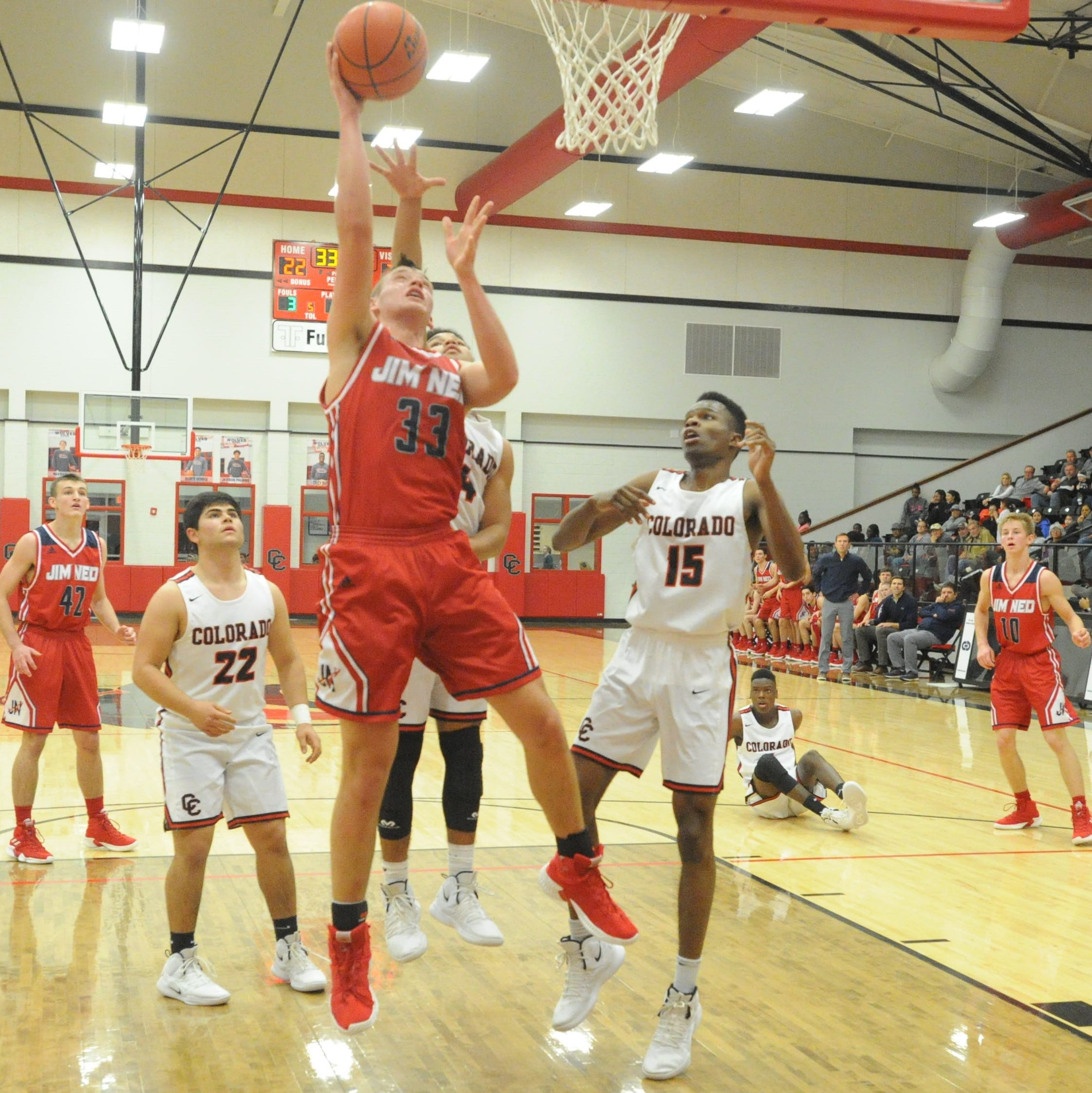 Big Country boys, girls basketball all-district teams