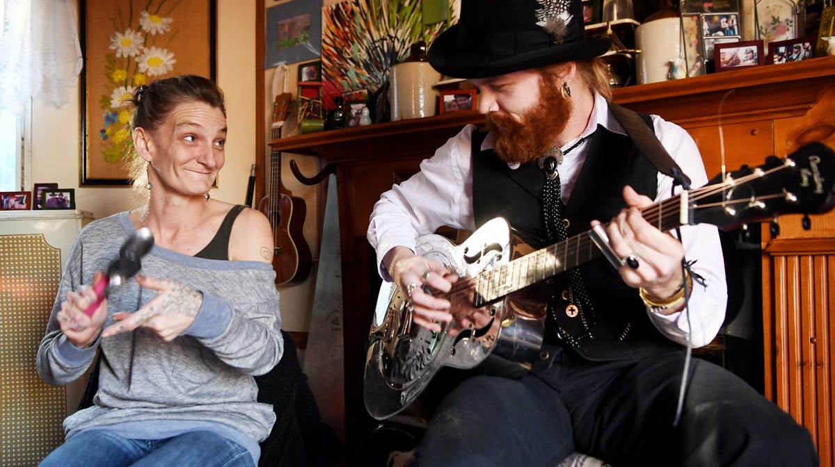 Abby the Spoon Lady has two upcoming shows in Black Mountain