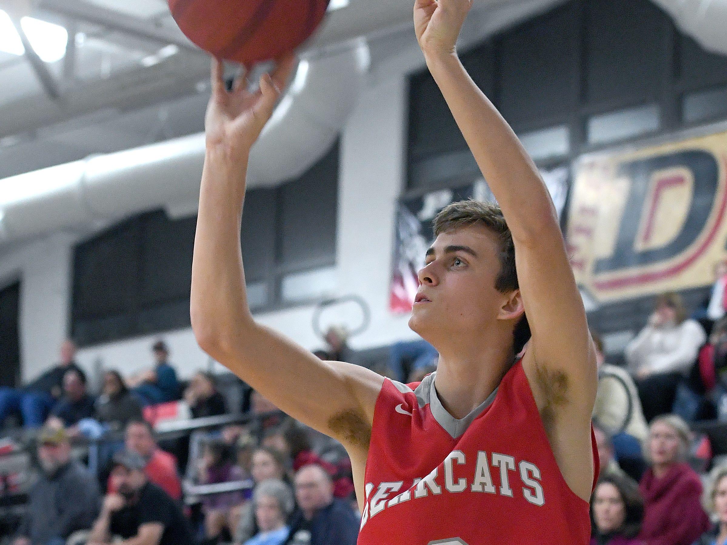WNC high school basketball: Local teams ranked in media poll