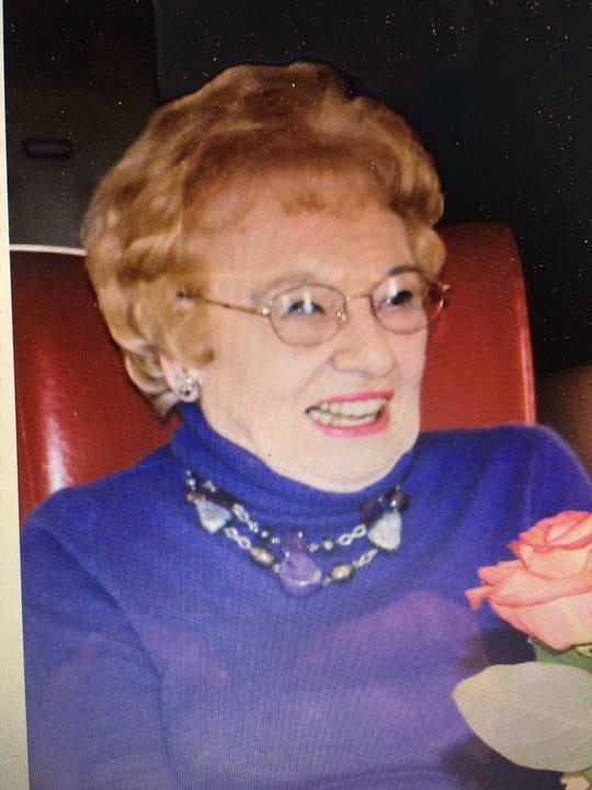 Alberta Sherman, 99, of Binghamton, died Nov. 17, 2018.