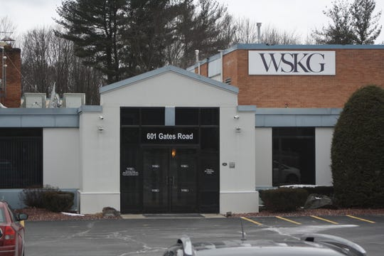 WSKG's studios are at 601 Gates Road in Vestal.