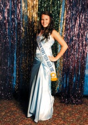 Michelle Goodrich, now 27, was crowned Miss Twin Tiers Teen-Ager in 2007.