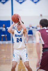 Wynford's Josh Crall was named N10 Player of the Year and picked up first team honors.