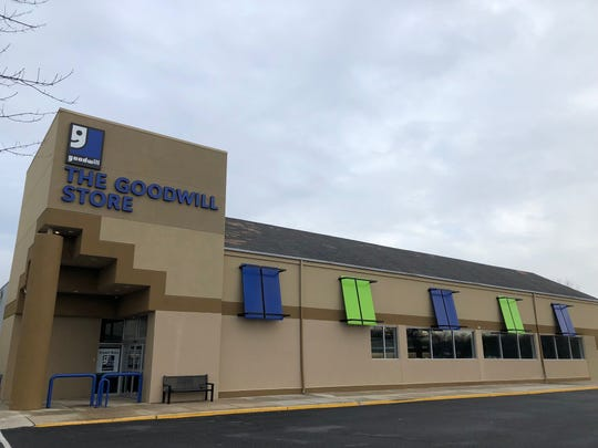 Goodwill's Maple Shade store and donation center is moving into these new digs across Route 73 from its old digs. The site is set to open this winter.