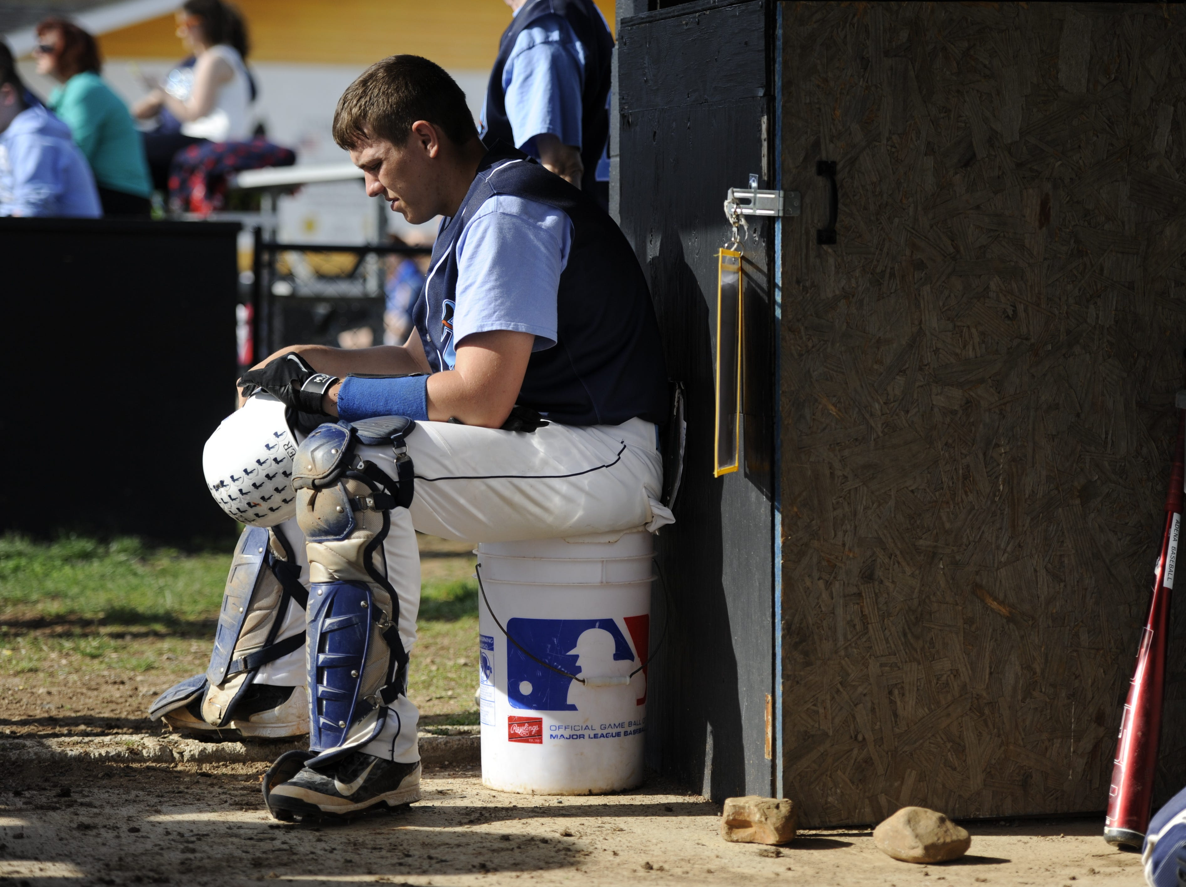 Paint Valley plated against Adena at Paint Valley on Friday. The final score was Adena 4, Paint Valley 2.