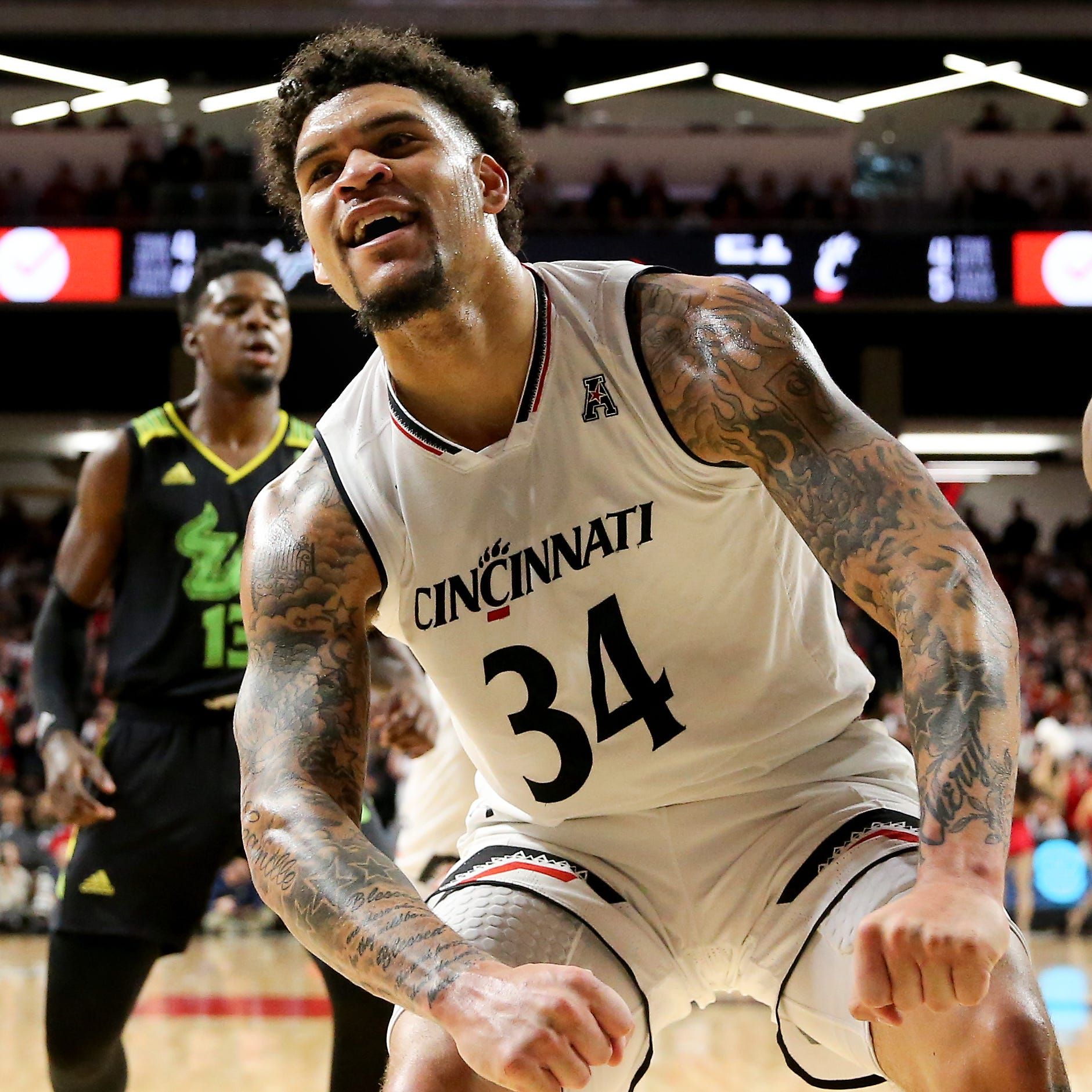 University of Cincinnati's Jarron Cumberland: What are his NBA Draft prospects?