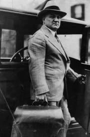 """Price Hill resident George Remus, known as """"King of the Bootleggers,"""" made a fortune during Prohibition."""