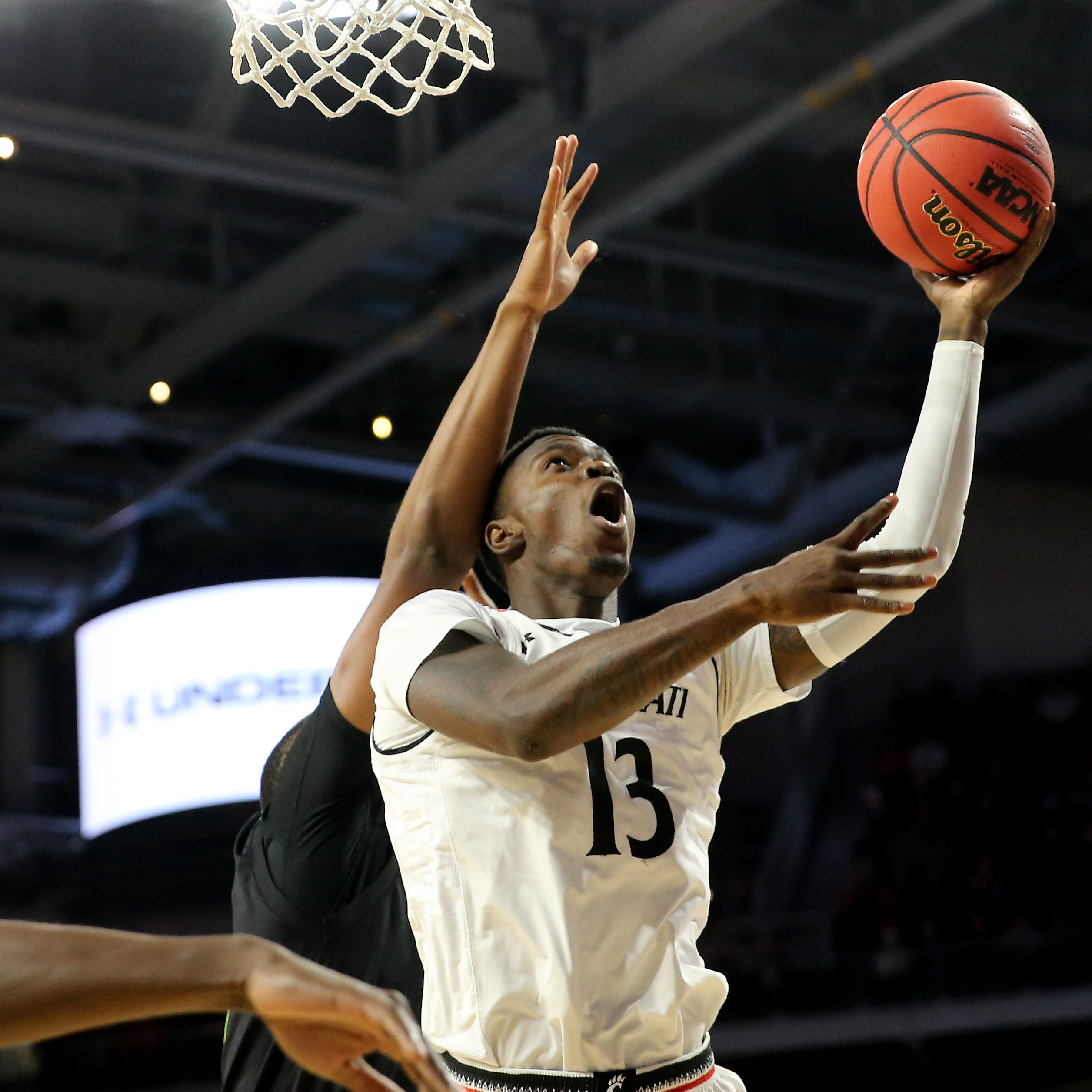 UC looks for a bounce back Sunday at home vs. Wichita State