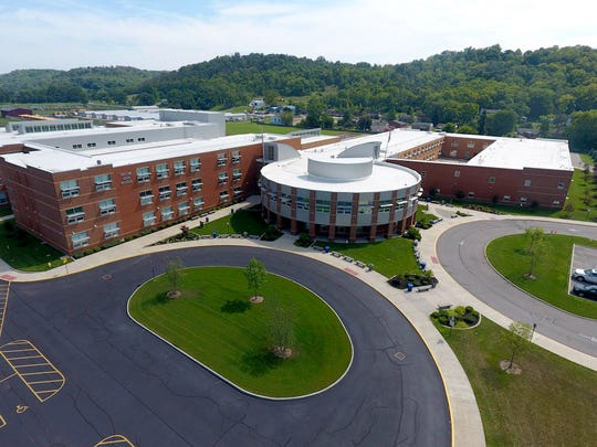The complex includes Taylor High School, Taylor Middle School and Three Rivers Elementary, all located at 56 Cooper Avenue, Cleves, OH 45002 (provided image from Three Rivers School District)