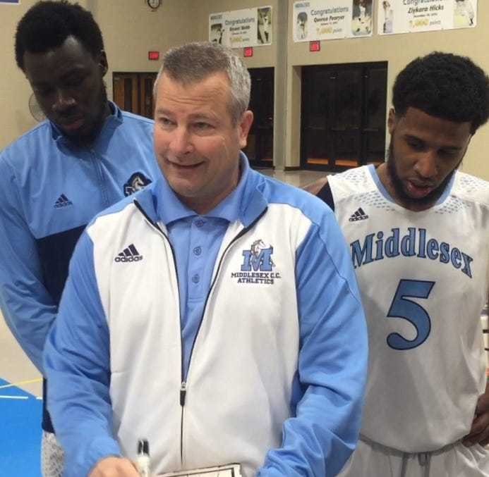 Turco leads MCC men's basketball team to NJCAA National Tournament