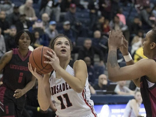 Bound Brook's Arianna McCleod