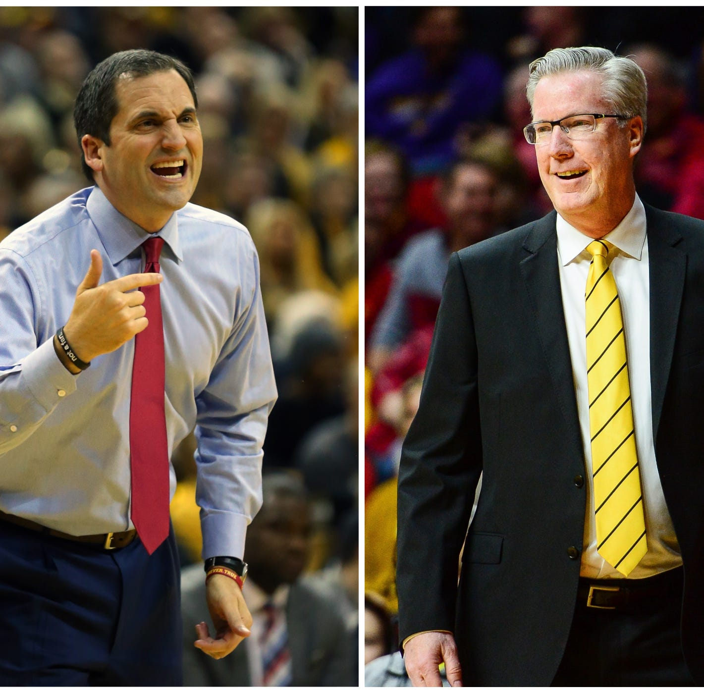 Bracket analysis: Even as lower seeds, route to Des Moines isn't far-fetched for Cyclones, Hawkeyes