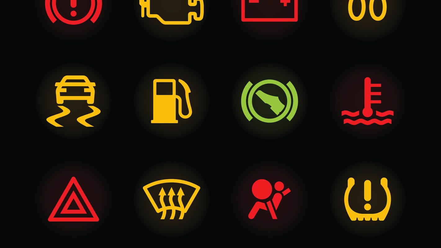 10 car dashboard symbols: Do you know what they mean?