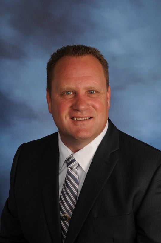 Chad Newton is CEO for the Wayne County Airport Authority, which operates Detroit Metro Airport.