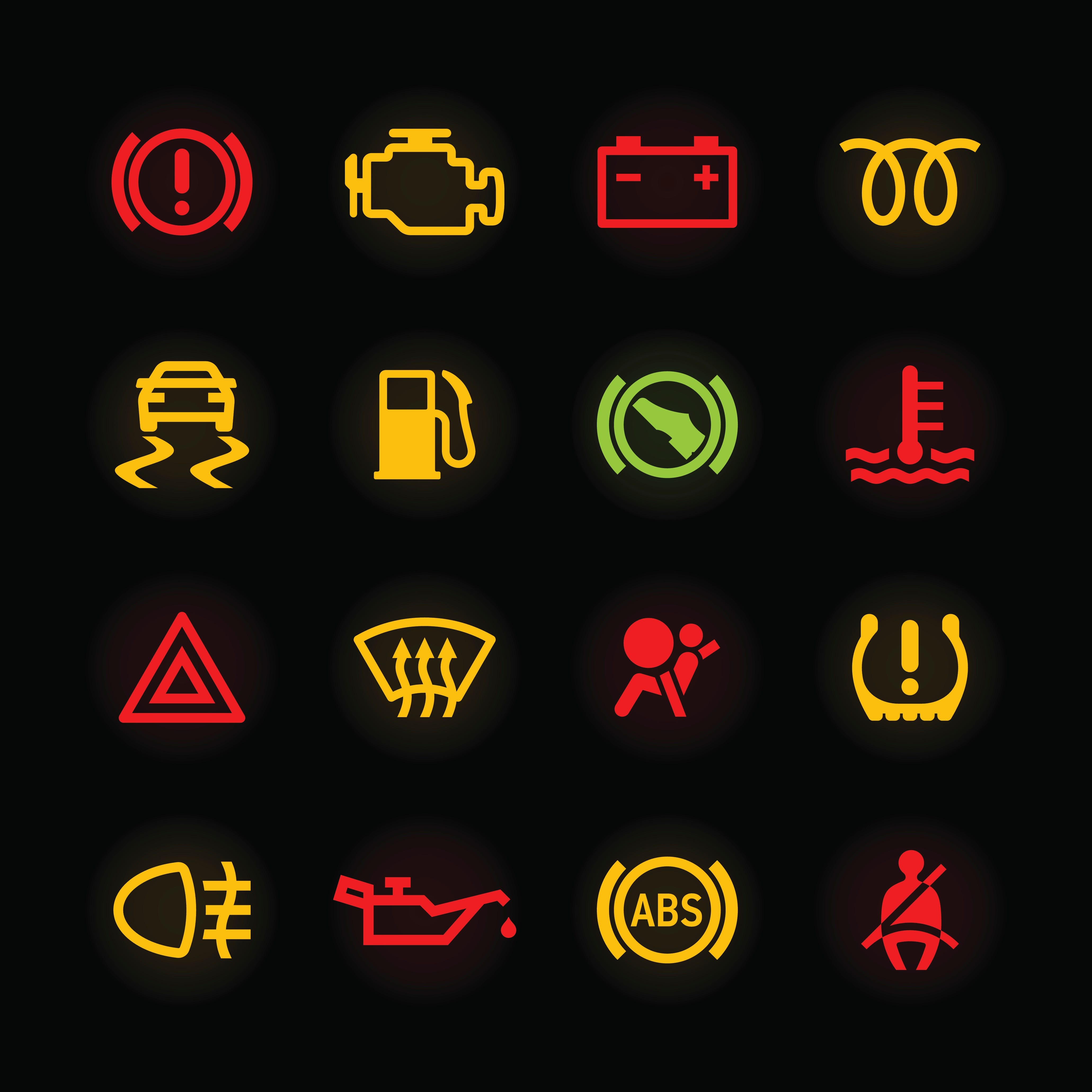 Study: Millennials are in the dark about this symbol on their car dashboards