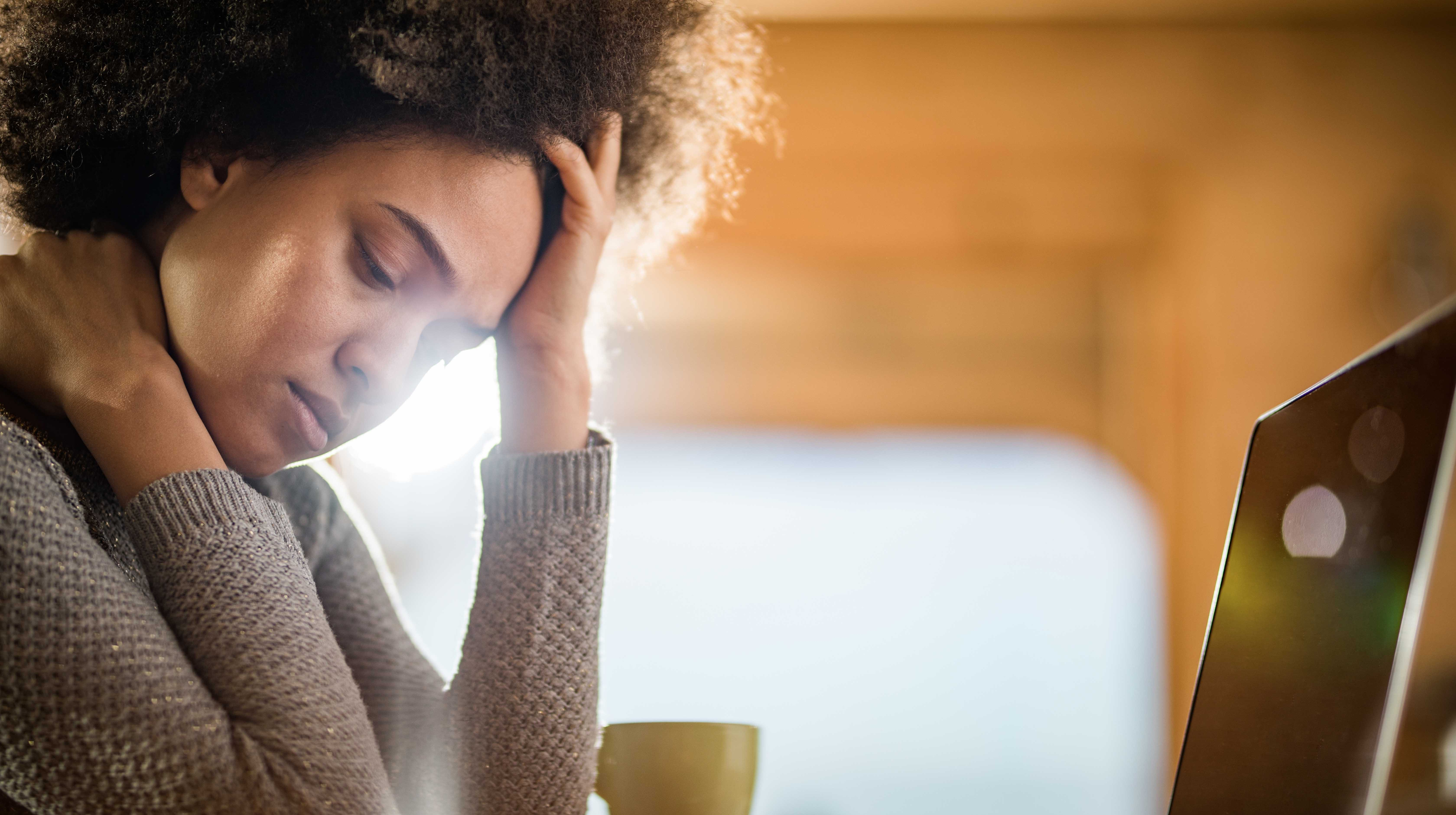 Depression can strike anyone, but women are twice as likely as men to be clinically depressed.