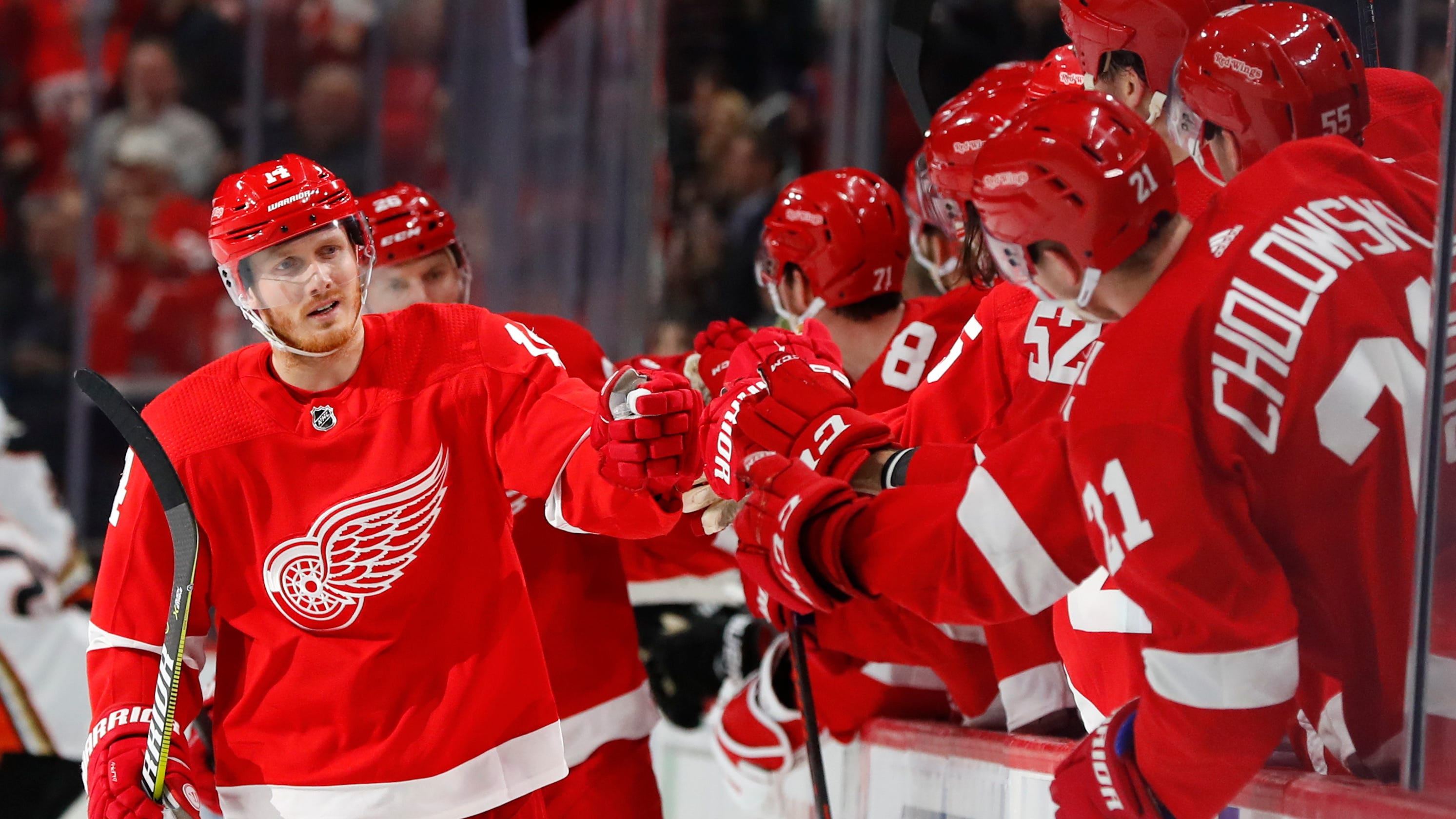 f3a771b7a0e Detroit Red Wings mailbag  What to expect at trade deadline