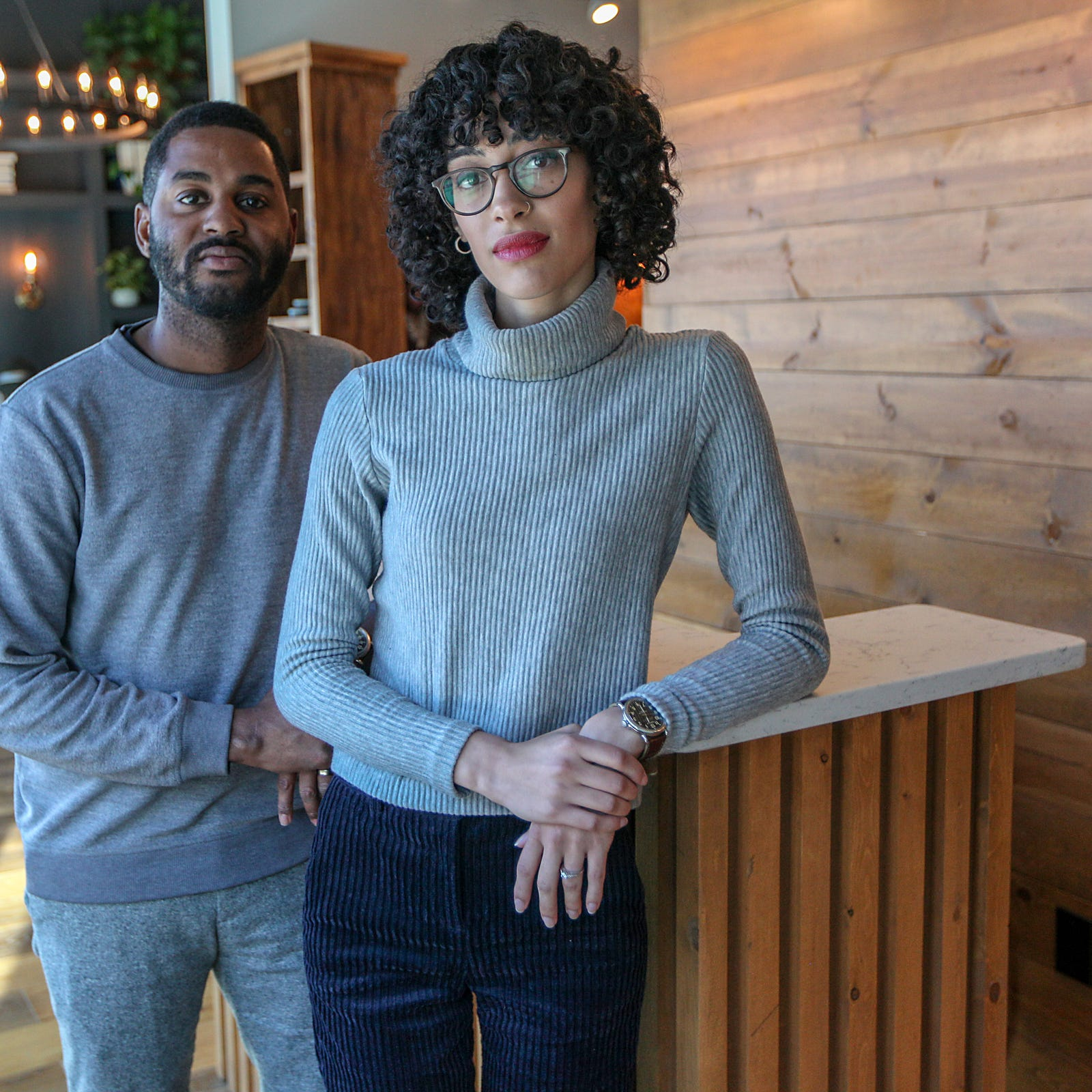 How two Detroit barbershop owners landed a deal with the NFL