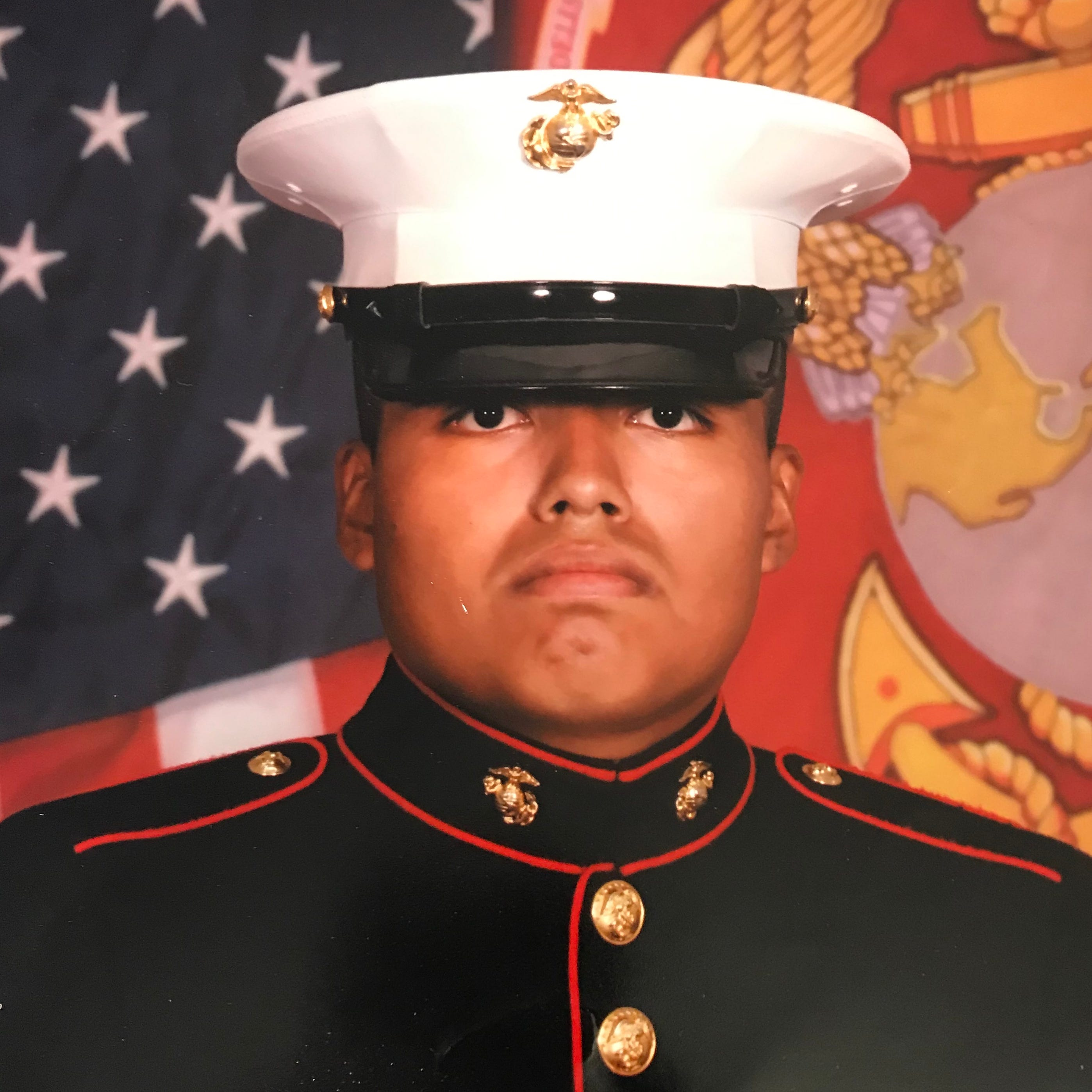 ACLU: Government targeted Michigan-born Marine for deportation