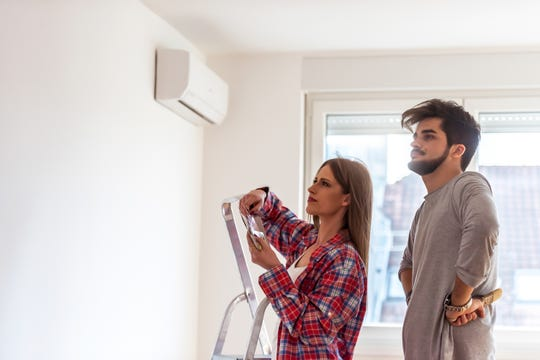 Doing some home projects in service professionals' slow season allows you to take advantage of lower rates and better availability. (Dreamstime)