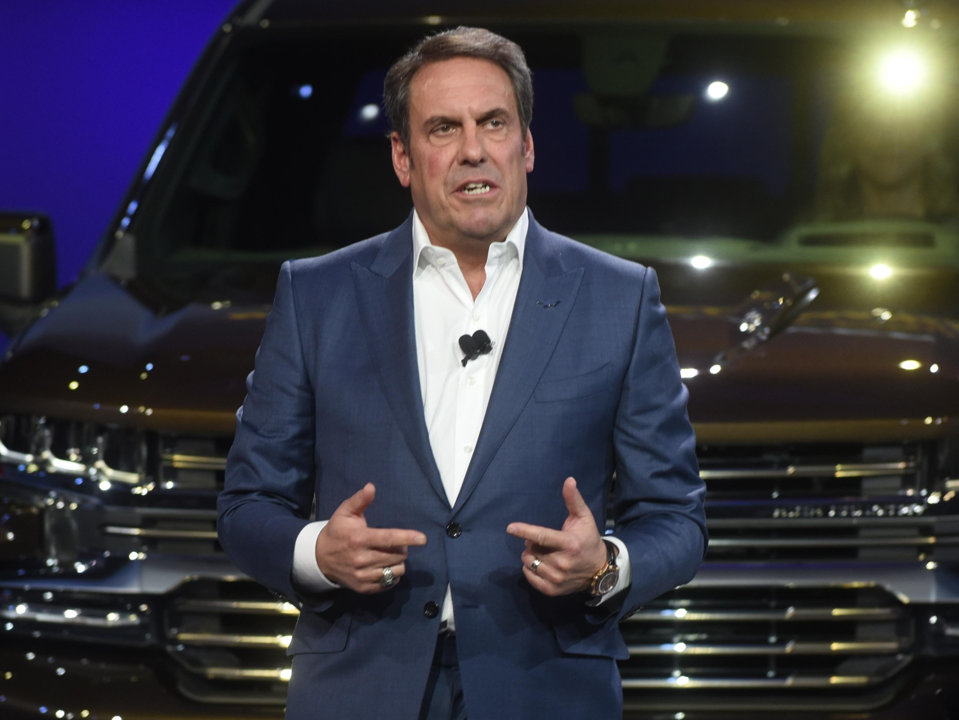 Howes: Legacy leaves GM's Reuss with something to prove