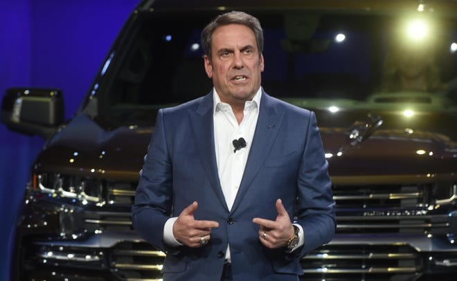 General Motors Co. President Mark Reuss, appointed this month, is the second in as many generations of Reusses to occupy the senior job.