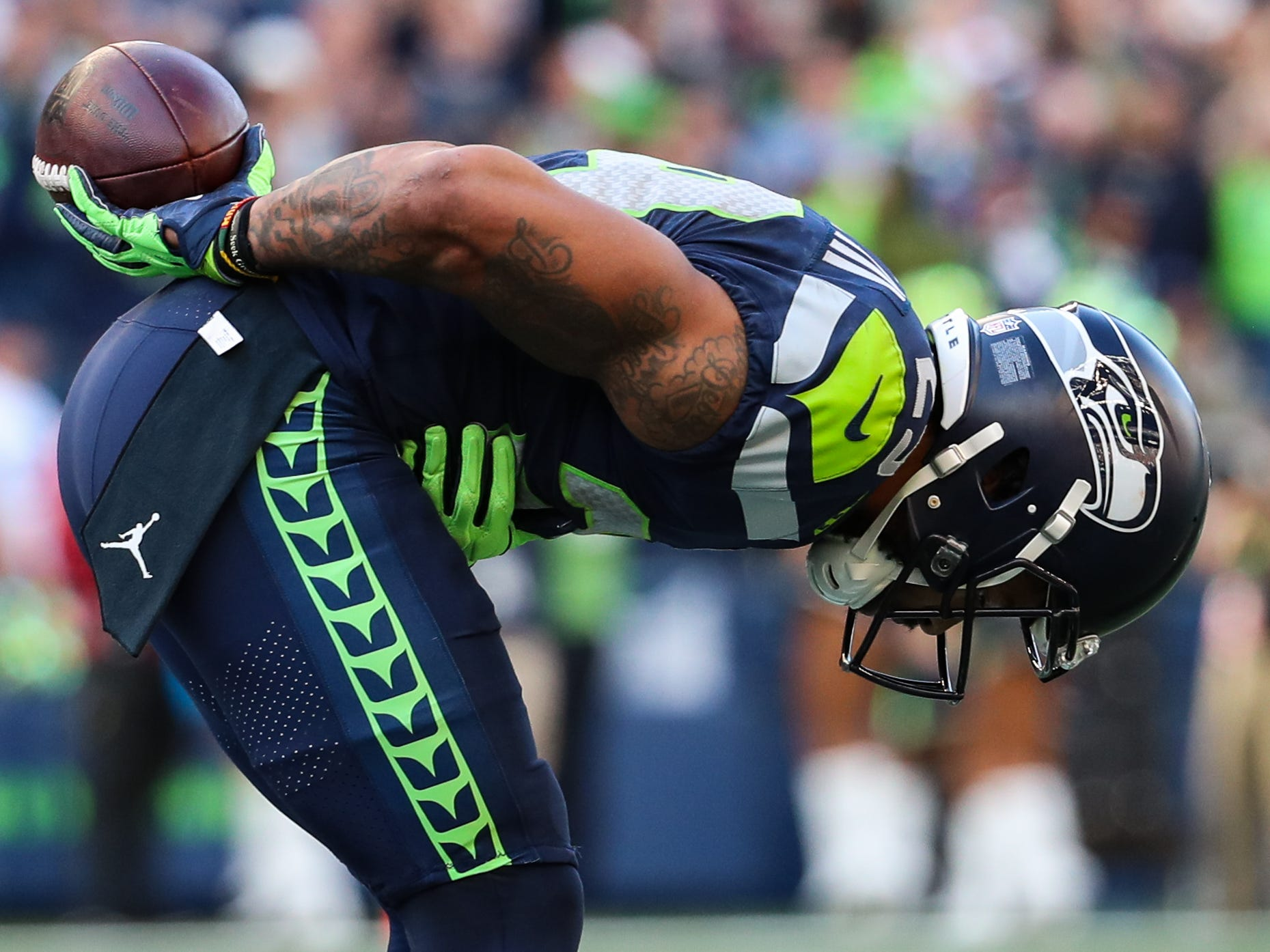 "Earl Thomas, S, Seattle: Thomas is one of the greatest safeties to ever play the game, but his value is held back by his age (30) and the broken leg he suffered last season. Again, the Lions don't ""need"" a safety, but if Thomas' price tag falls into a range they're comfortable spending, he makes any defense better. He's thrived covering the deep middle in Seattle's Cover-3, one of Patricia's favorite coverages."