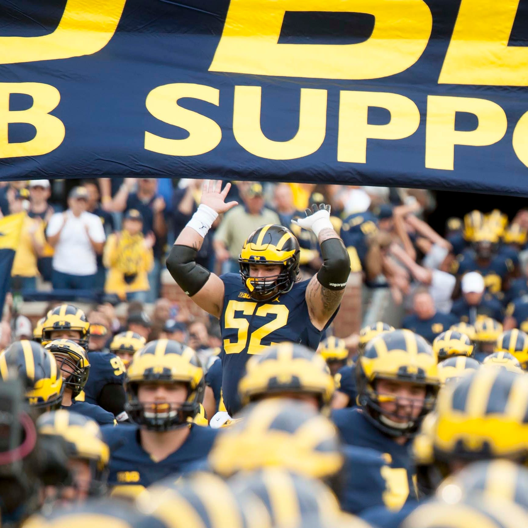 Report: Michigan hires Shaun Nua as defensive line coach