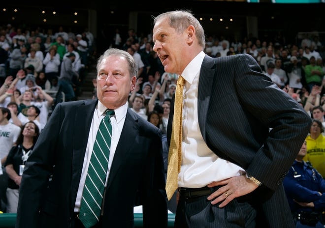 Tom Izzo and John Beilein