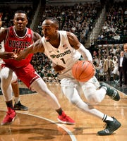 Joshua Langford's return to the lineup will be key for Michigan State when it faces Michigan.