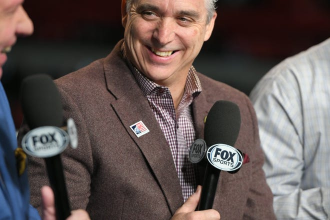 Matt Shepard is the new play-by-play voice for the Detroit Tigers for Fox Sports Detroit.