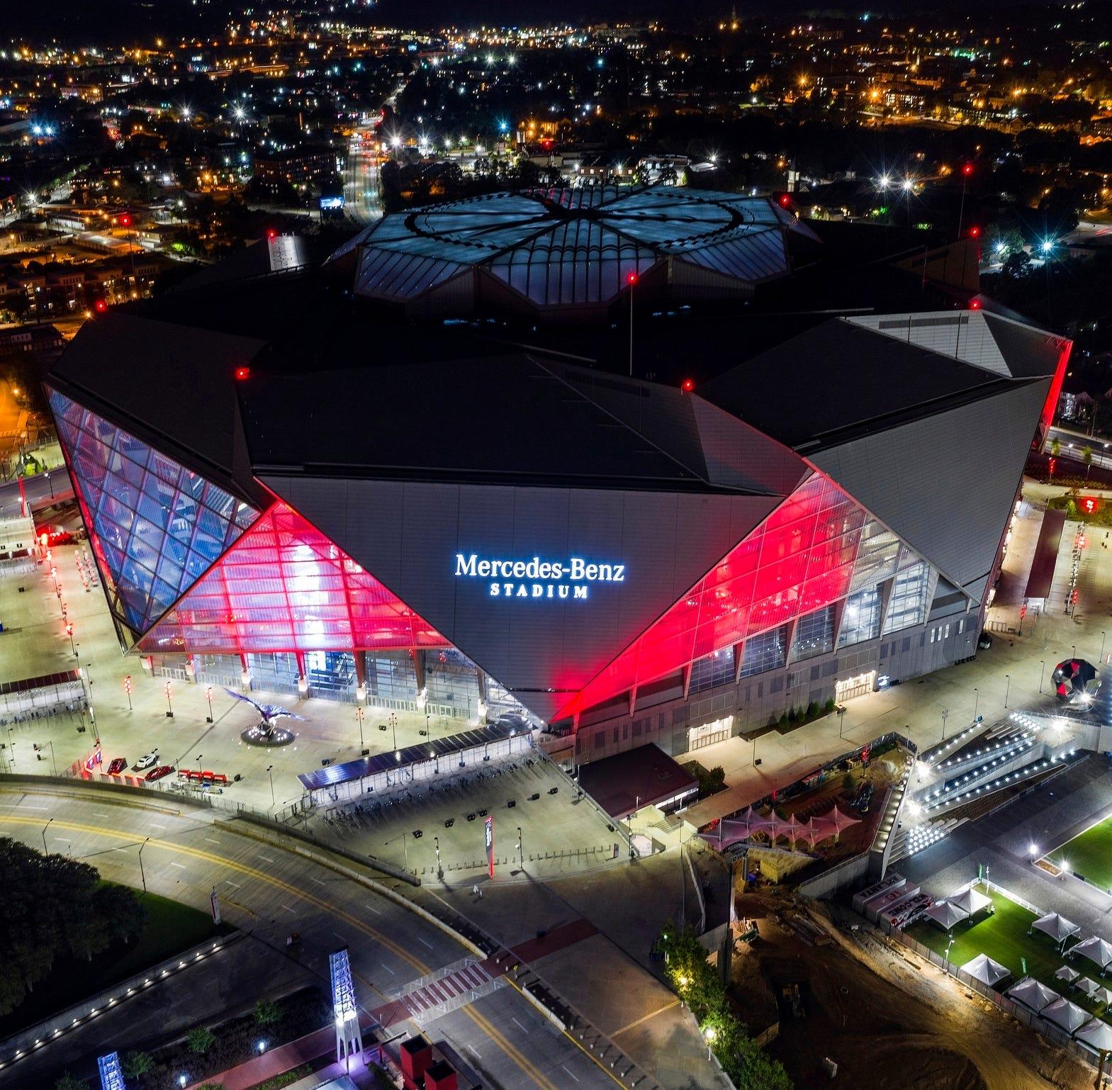 Tuesday's NFL: Shutdown stirs Super worry for Atlanta
