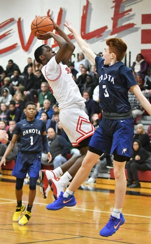 Martell Turner and Roseville are ranked No. 5 in the state and No. 2 in the East by The Detroit News this week.