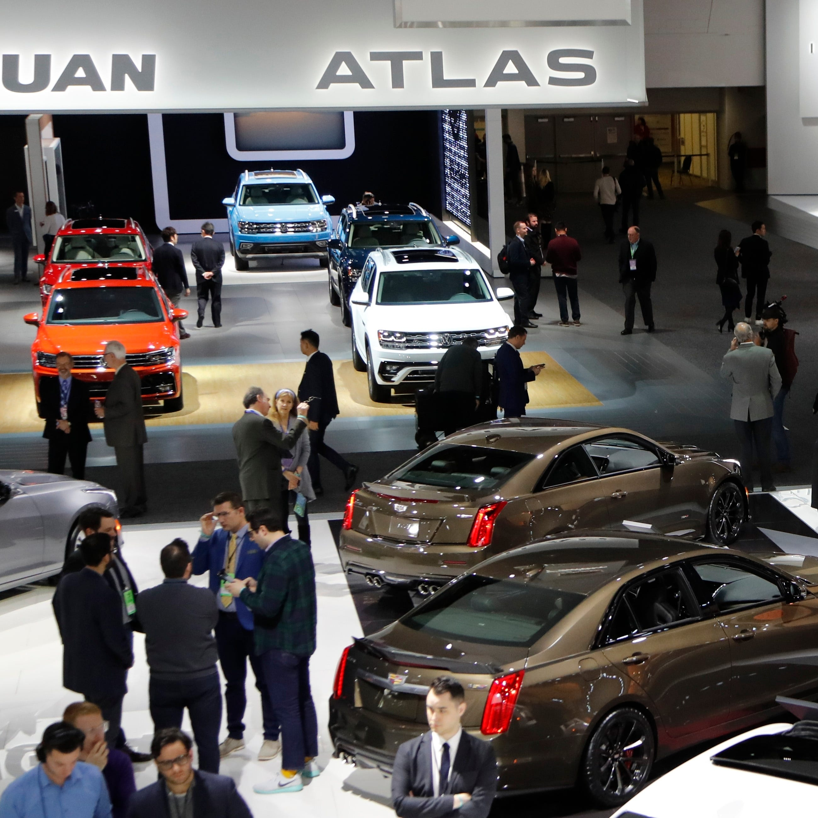 What to know if you go to the Detroit auto show