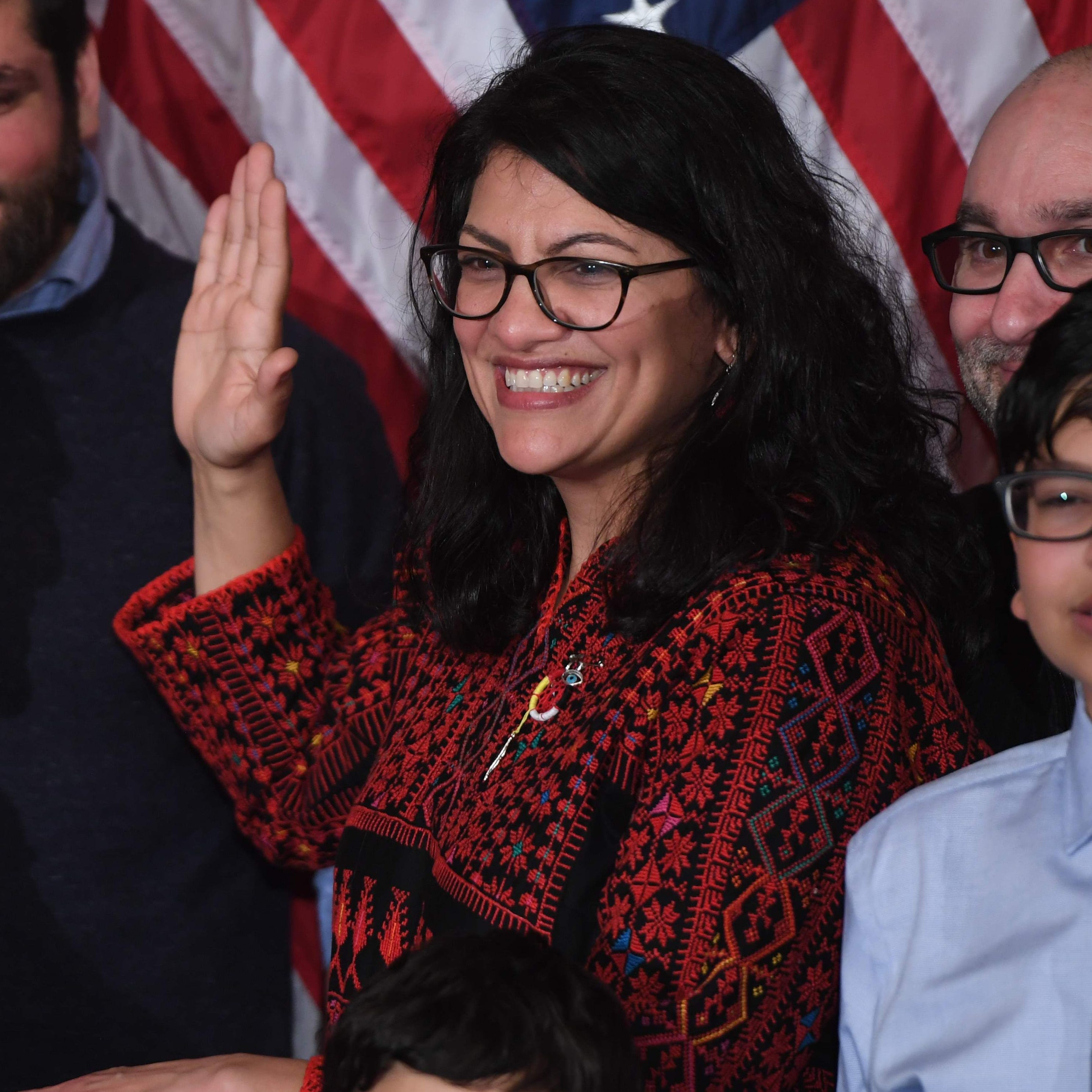 Fla. official says Tlaib might 'blow up Capitol Hill'