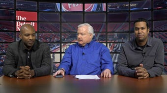 Bob Wojnowski, John Niyo and Rod Beard of The Detroit News talk about the Pistons at midseason and what to expect in the second half.