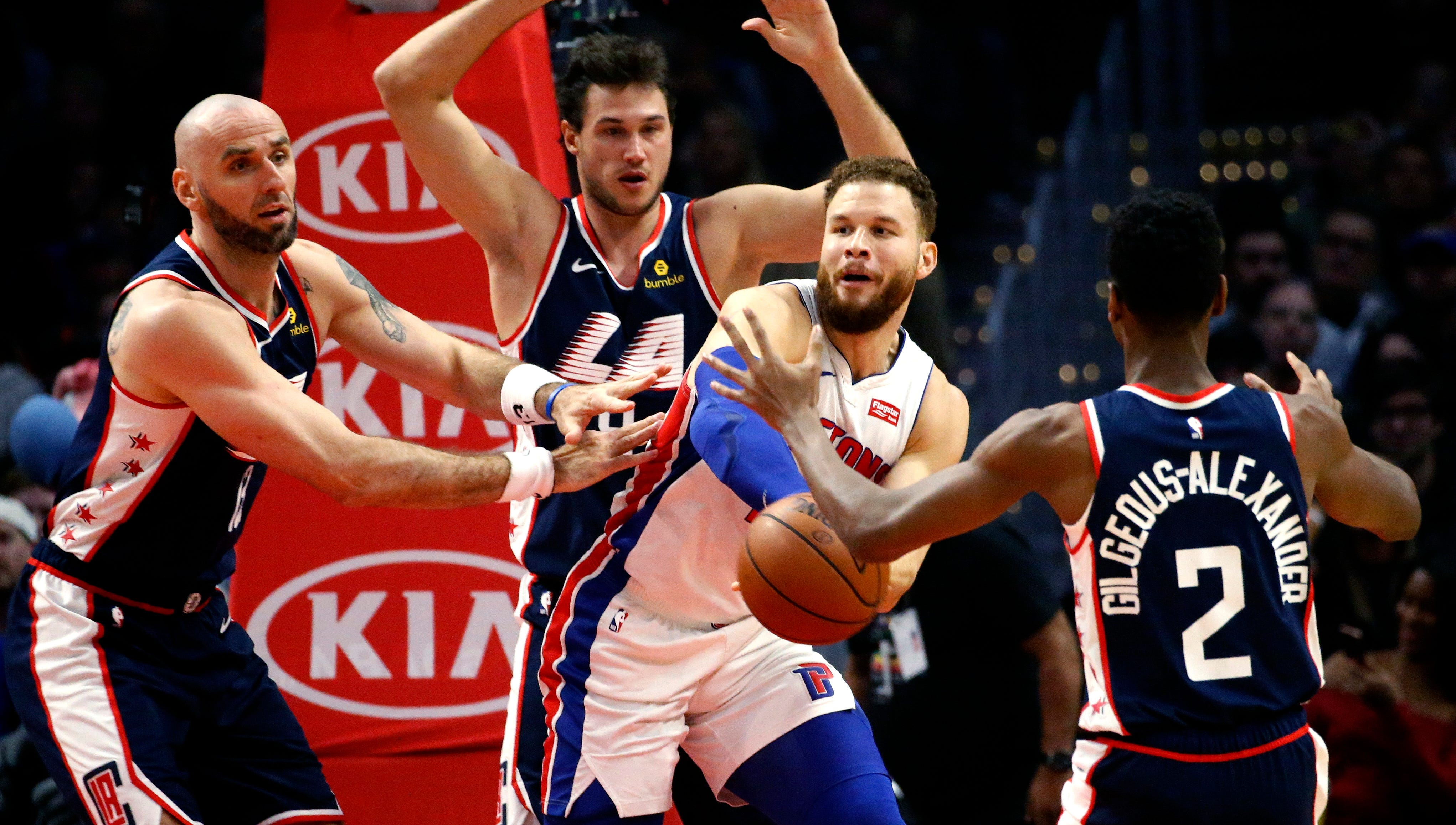 Five reasons Pistons' season took a turn for the worse