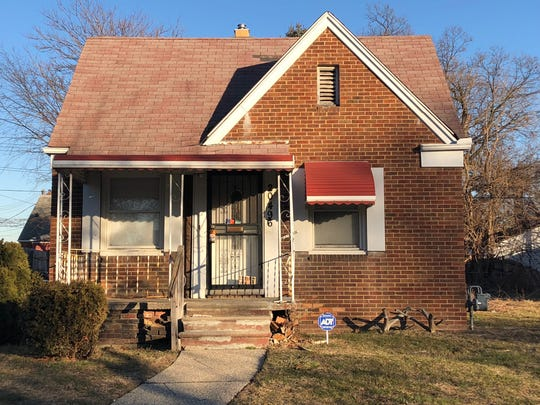 20400 block of Gallagher: Wayne County Treasurer Eric Sabree's son, Adam Sabree, was listed as the successful auction bidder for this home in 2017, according county records. Auction rules banned his participation but Adam Sabree said there was an error and he didn't bid.